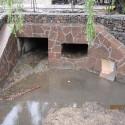 mokra fosa Gdańsk licowanie istniejących przyczółkówJPG
