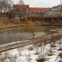 mokra fosa Gdańsk przed inwestycją